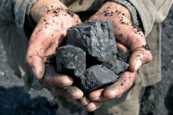 Everything humans use, such as coal, come from natural resources.