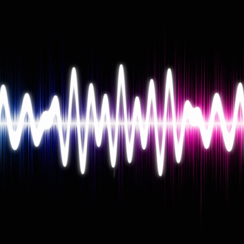 Sound waves are longitudinal mechanical waves that can travel through solids, liquids, or gases.