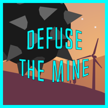 defuse the mine