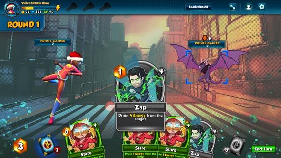 Legends of Learning — Awakening game screenshot