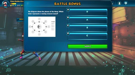 Legends of Learning — Awakening gameplay screenshot