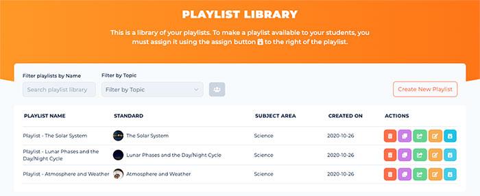 LoL Online Educational Game Playlist